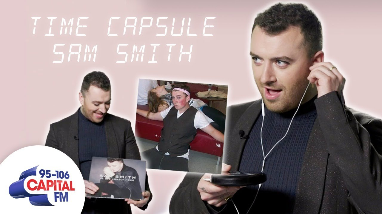 Sam Smith's Mind Blown By Old School Photos | Time Capsule | Capital