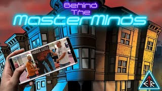 """EP34 - ESCAPETHEROOMers presents: Behind The MasterMinds w/ """"Blueprint Gaming Concepts"""""""