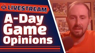 Auburn Football A-Day Opinions | Auburn Family Livestream
