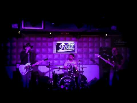 The Blues Machine Band - Tin Pan Alley - Live @ Klub Fest, 19.April2014