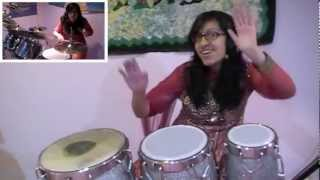 Nicki Minaj - Starships (Drum Cover)