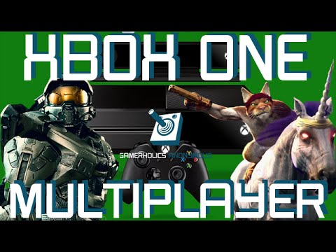 xbox one 4 player coop games for xbox