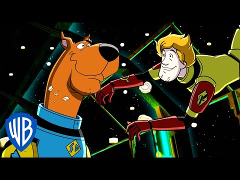 Scooby-Doo! Moon Monster Madness | Anti-Gravity Snacks! | WB Kids