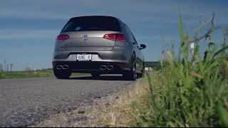 Milltek Valved Exhaust | Volkswagen MK7 Golf R