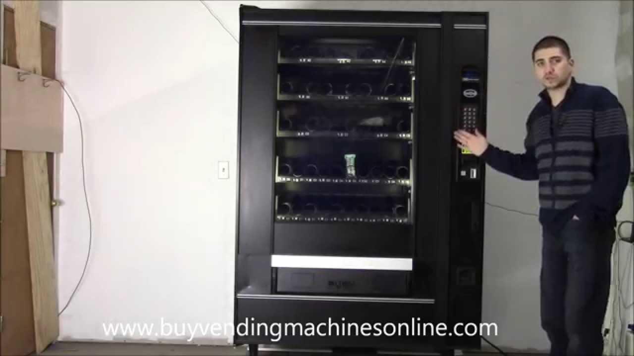 frozen food vending machine for sale