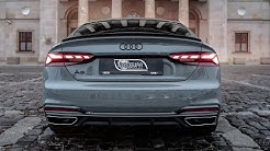 FIRST TEST! 2020/21 AUDI A5 SPORTBACK - NEW FACELIFT IN BEAUTIFUL DETAILS - IS IT BETTER?