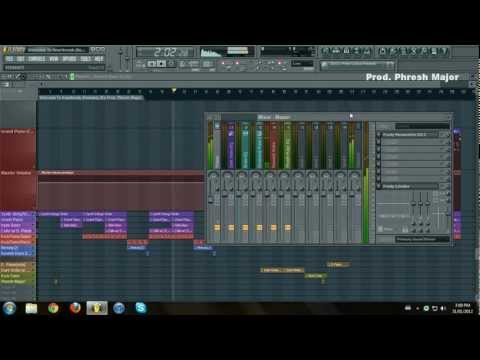 Kanye West Ft. Kid Cudi - Welcome To Heartbreak {FL Remake} W/ VOCAL PIANO COVER *FREE FLP / MP3*