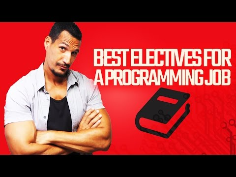 Best Electives To Get A Programming Job