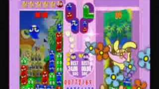 Puyo Pop Fever - Popoi vs Carbuncle (Easy)