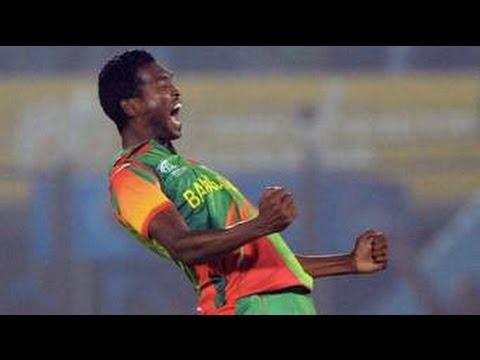 Best Wickets of Al-Amin Hossain