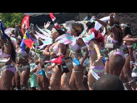 EPIC Carnival - Toronto Caribbean Carnival (Caribana) Parade 2019