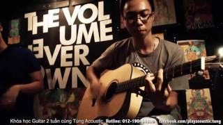 Bay Acoustic Cover | Dương Trần Nghĩa ft Tùng Acoustic | Live acoustic