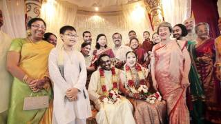 BEST Indian Hindu Cinematic Wedding Video of Subash Raj & Priscila 14.11.2011