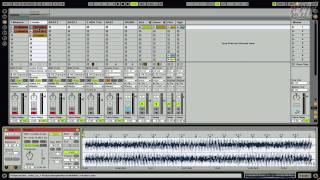 Dubstep bass in Massive - Part 2