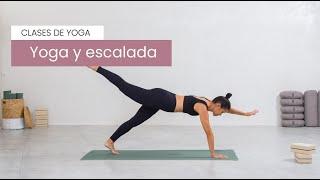 Yoga para el Deporte | Escalada