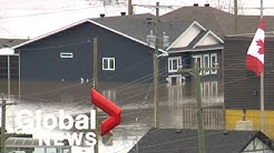 Fort McMurray flooding: Some evacuation orders lifted as residents looking to rebuild