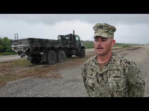 Seabee 75th: Seabees Can Do (FULL INTERVIEW)