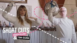 Making the Cut: Fencing Lessons | Short Cuts