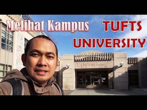 Campus Vlog: Keliling Tufts University di Boston