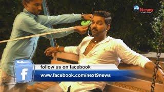 देखिए पवन सिंह को फिल्म सत्या की शूटिंग करते हुए | Satya Bhojpuri Movie Shooting – Pawan Singh