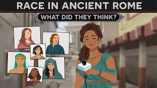 What did the Roṁans think about Race? DOCUMENTARY