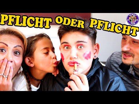 Download Youtube: PFLICHT ODER PFLICHT CHALLENGE | Family Edition | FAMILY FUN