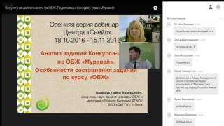 Внеурочная деятельность по ОБЖ  Подготовка к Конкурсу игре «Муравей»