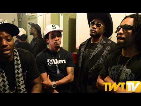 NAPPY ROOTS LIVE IN CONERT/INTERVIEW