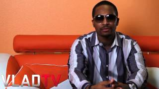 """Chingy Talks """"Deep"""" Beef With Nelly & Ending Feud"""