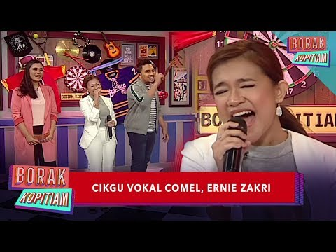 Free Download Cikgu Vokal Comel, Ernie Zakri | Borak Kopitiam (1 Mac 2019) Mp3 dan Mp4
