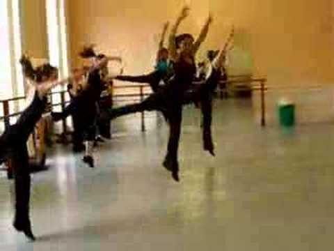 Arts Educational School, Tring, Jazz Class 2005