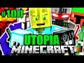 Die ULTIMATIVE ATTACKE!! - Minecraft Utopia #100 [Deutsch/HD]