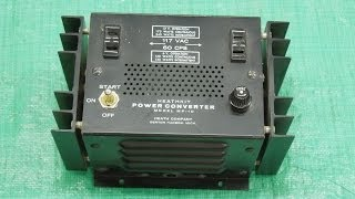 Heathkit Power Converter MP-10