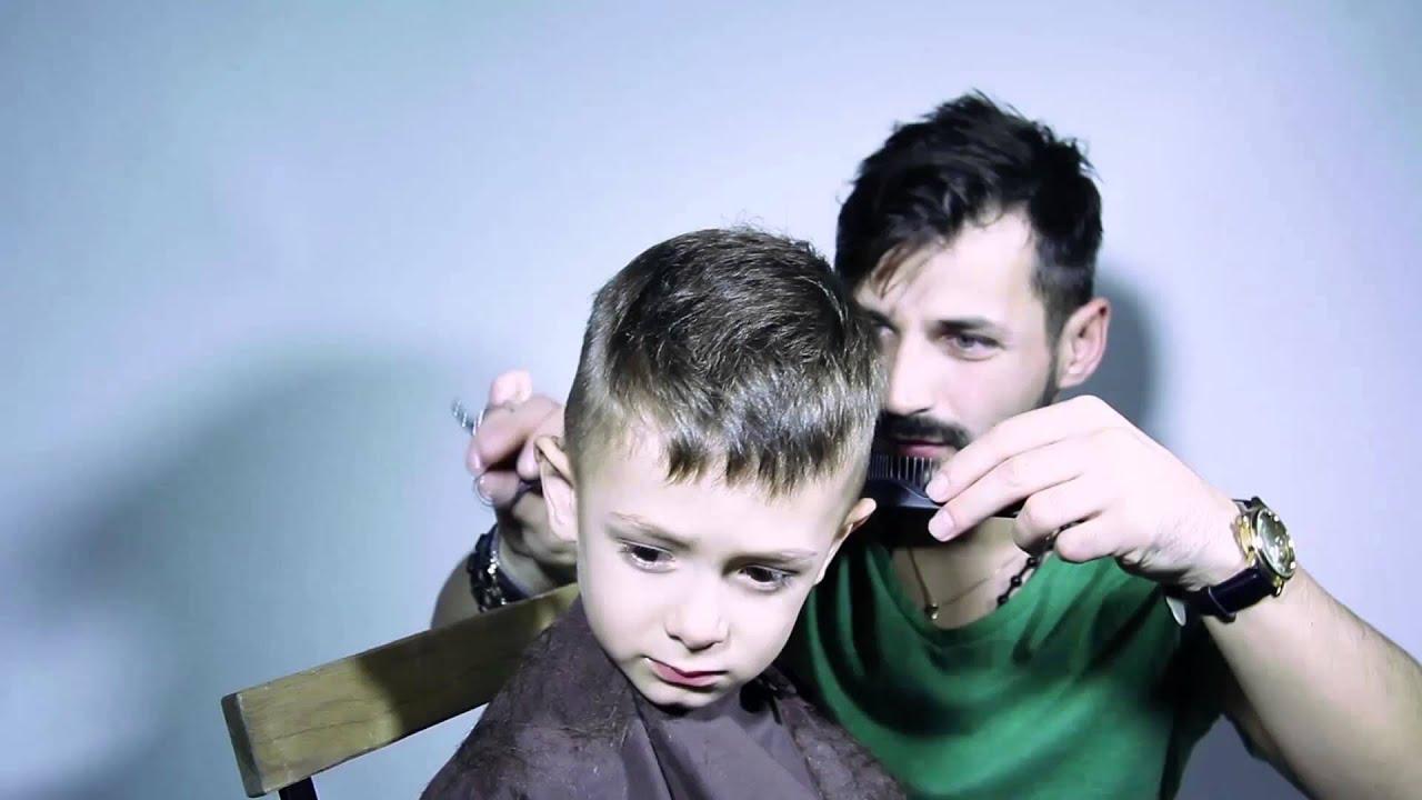 Adrian Niculescu Cursuri De Coafor Si Frizerie Youtube