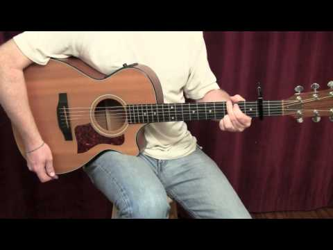 "Justin Bieber ""Mistletoe"" Guitar Tutorial Chords (HOW TO PLAY)"