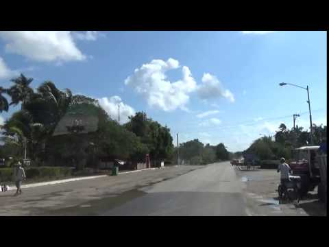 Cuba travel 2016 on the road streetview