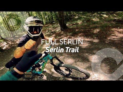 FULL SERLIN, Serlin Trail bike spot, France