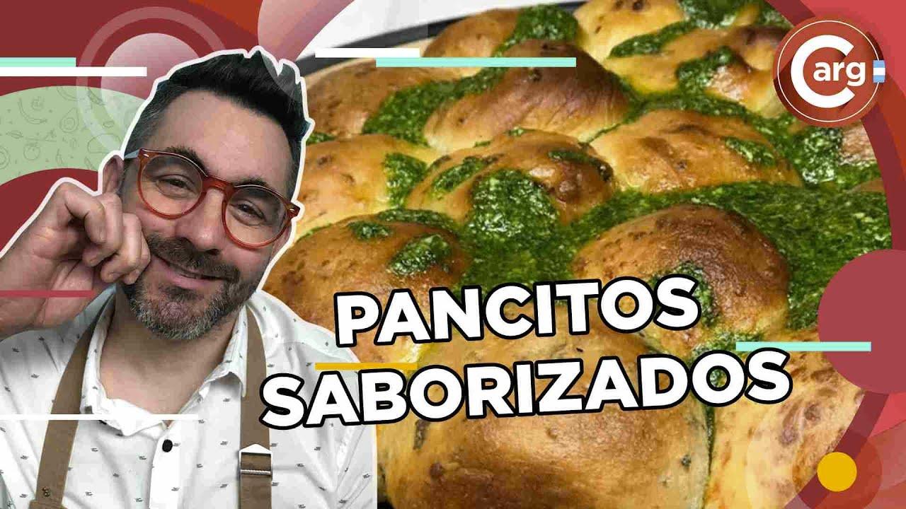 PANCITOS SABORIZADOS