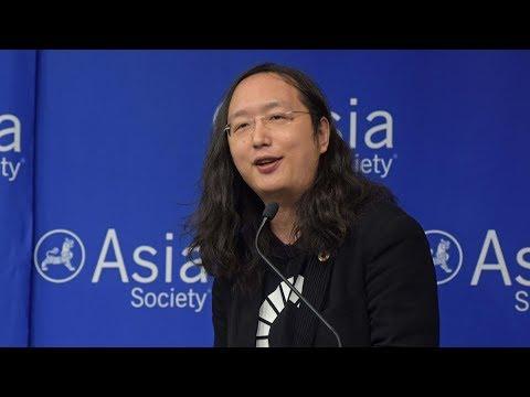 Taiwan: Digital Minister Audrey Tang