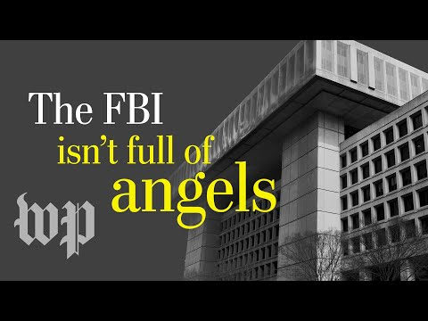 Opinion | The FBI isn't full of angels. We should question its motives.