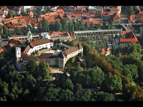 Ljubljana, the city with a green soul