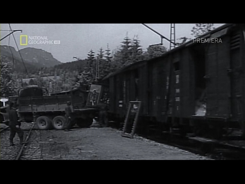 Нацистские тайны Второй мировой-5 Потерянное золото Гитлера НОВЫЙ ФИЛЬМ National Geographic!