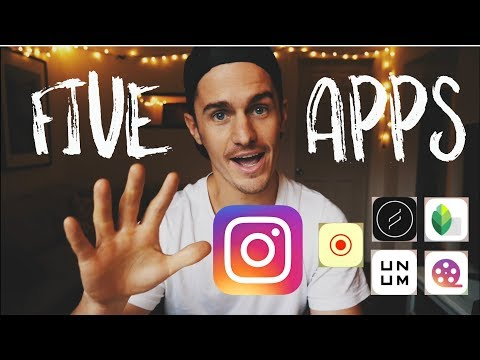5 APPS To ENHANCE Your INSTAGRAM GAME!