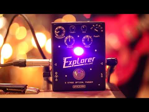 Spaceman Effects Explorer Deluxe Phaser