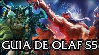 Guia Olaf Top S5 En Español [Temporada 2015]
