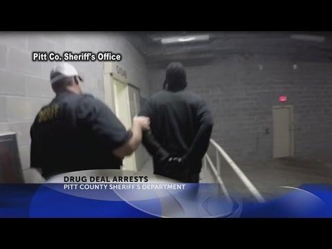 Pitt County Drug Roundup