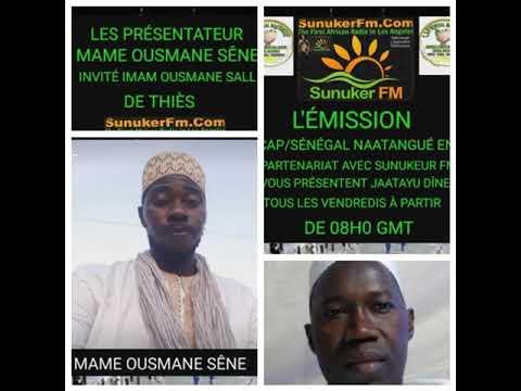 RELIGION: Mame Ousmane SENE dans JAATAYU DINE du Vendredi 5 Juin 2020, avec comme invité IMAM OUSMANE SALL DE THIES