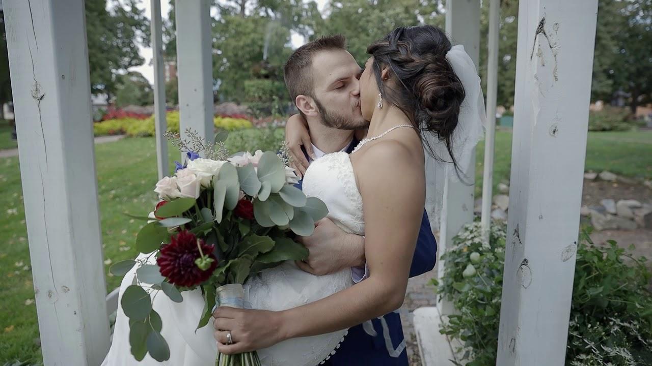 Brock & Mariah // Wedding Film