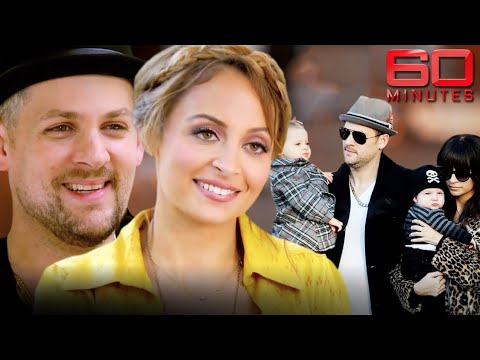 Rare Joel Madden and Nicole Richie interview on young family | 60 Minutes Australia
