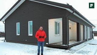 Нестандартный подход к инженерке в доме по Финскому проекту // FORUMHOUSE
